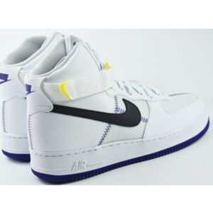 Nike Air Force 1 High 07 LV8 1 Siz 12 Shoes CI1117 NWT